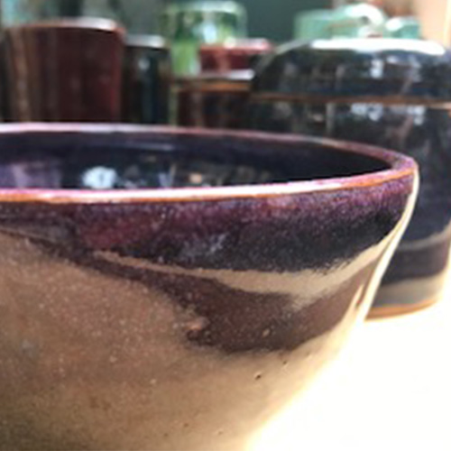 Blue Thistle Pottery