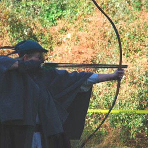 Royal Performer: Archery Through the Ages