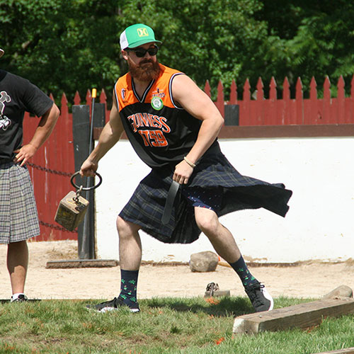 Celtic fling highland games mount hope estate winery to ground its heavy end so that it falls forward judging is based as if one were looking at a clock the closer to noon the caber lands solutioingenieria Choice Image