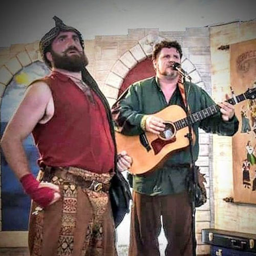 Royal Performer: Two Bard Party