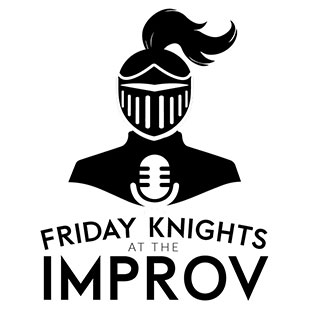 Friday Knights at the Improv Logo