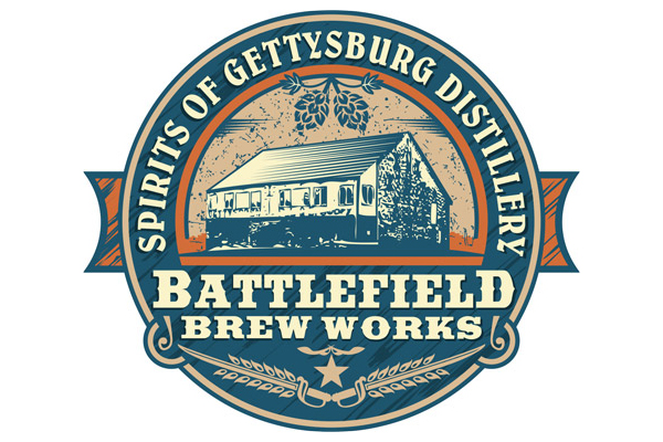 Battlefield Brew Works Logo