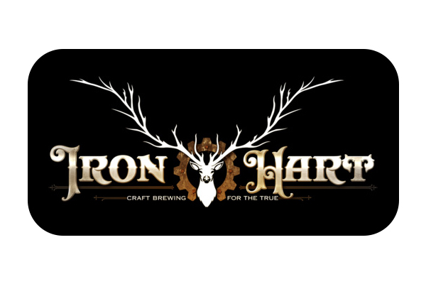 Iron Hart Brewing Company Logo