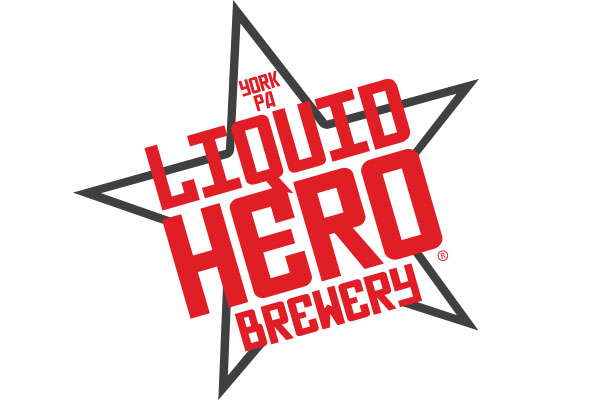 Liquid Hero Brewery Logo