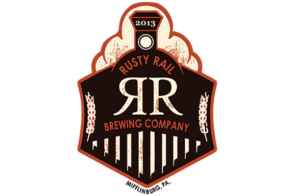 Rusty Rail Brewing Company Logo