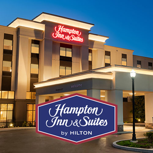 Hampton Inn and Suites Ephrata Logo