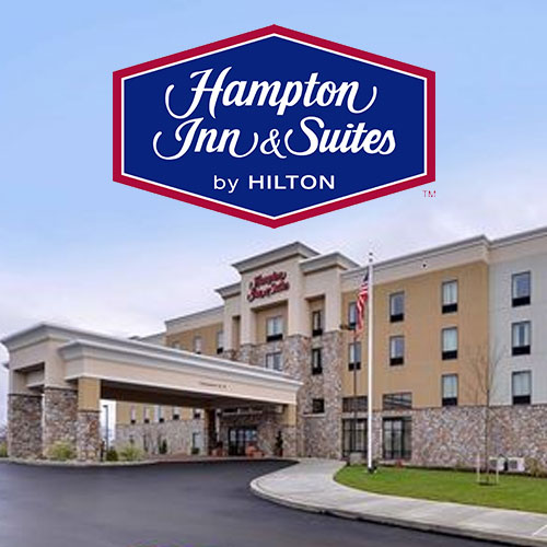 Hampton Inn and Suites Mt Joy Logo
