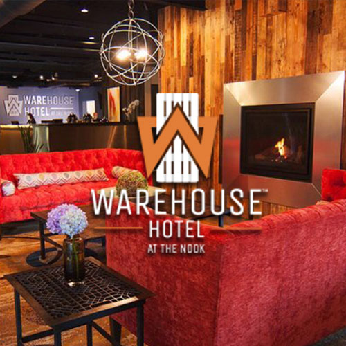 Warehouse Hotel Logo