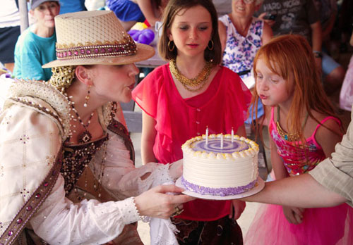 Birthdays at Faire