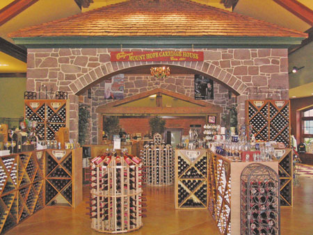Mount Hope Wine Shop