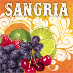 sangria label