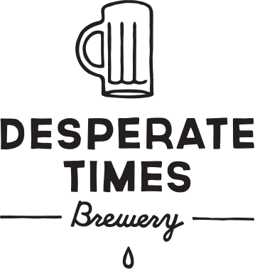 Desperate Times Brewery Logo