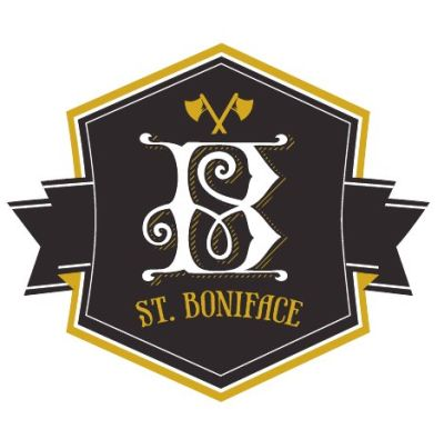 St. Boniface Craft Brewing Company Logo