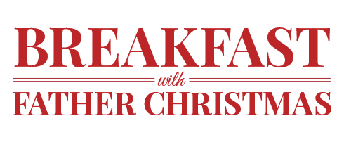 Father Christmas Breakfast Logo