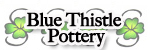 Blue Thistle Pottery Logo