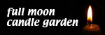 Full Moon Candle Garden Logo