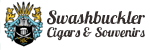 Swashbuckler Cigars and Souvenirs Logo