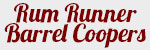 Rum Runner Barrel Coopers Logo