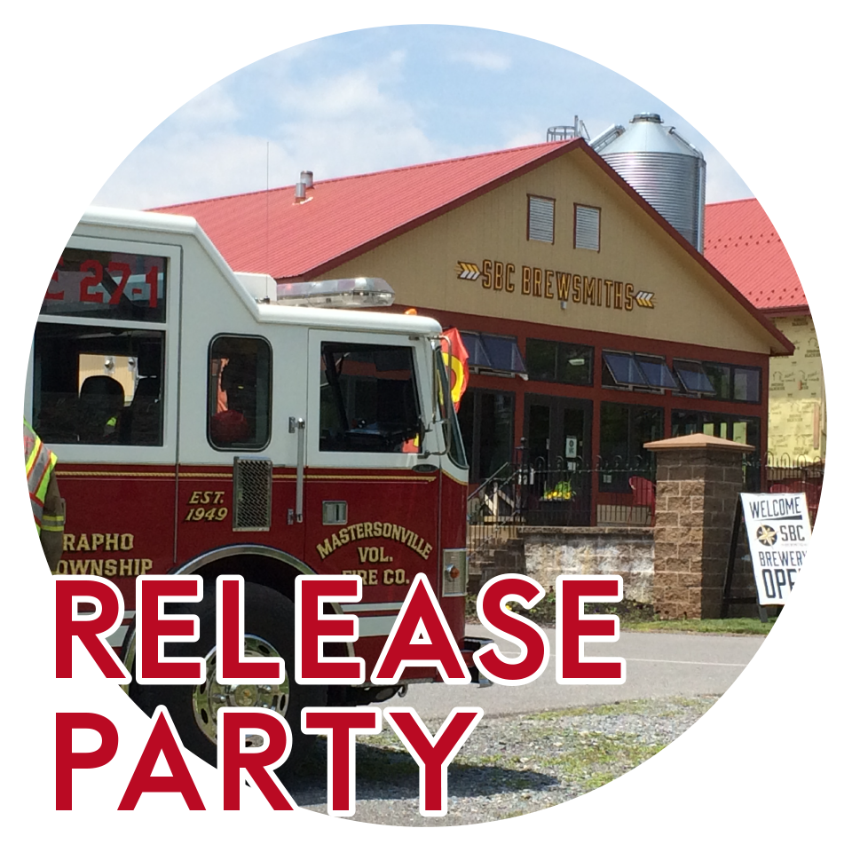 Release Party Logo Small